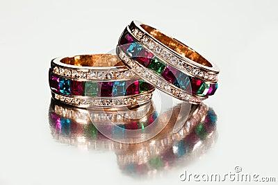 Rings or bracelets