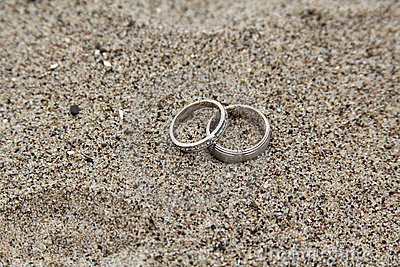 Rings in the Sand