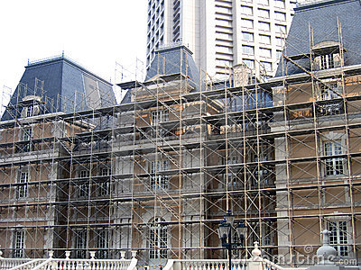 Rinnovamento della costruzione storica