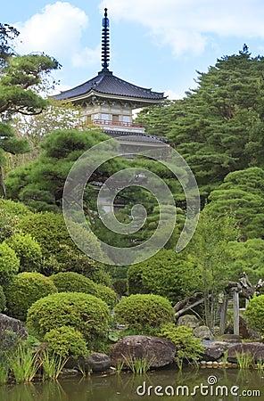 Rinoji寺庙