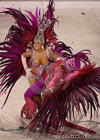 Free Rio Carnival Royalty Free Stock Images - 11351339