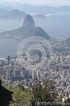 Rio de Janeiro Editorial Stock Photo