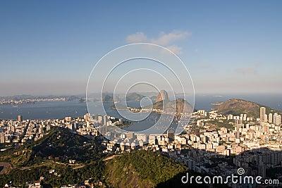 Rio de Janeiro, Botafogo Bay