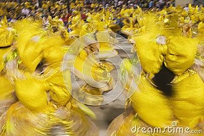 Rio de Janeiro Brazil Carnival