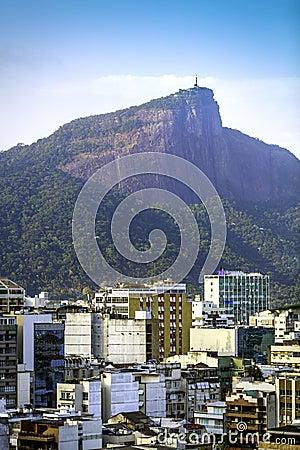 Rio de Janeiro, Brazil- Christ the Redeemer overlooking Rio