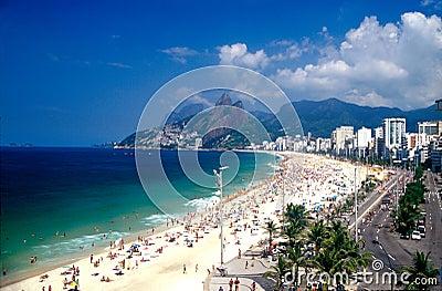 Rio de Janeiro at carnival