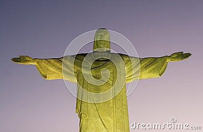 Rio de Janeiro, Christ The Redeemer Statue