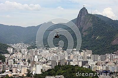 Rio de Janeiro City Scape