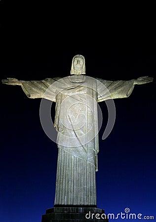Rio de Janeiro, Corcovado, Christ the Redentor