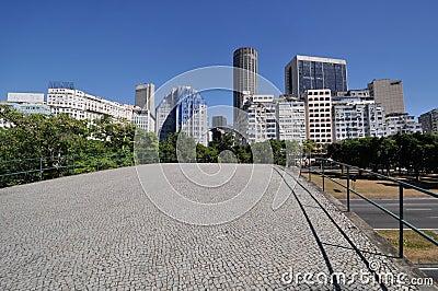Rio de Janeiro, Downtown. Brazil