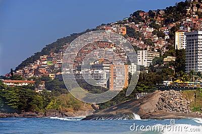 Rio de Janeiro, Favela Vidigal