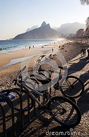 Rio de Janeiro, Ipanema Beach