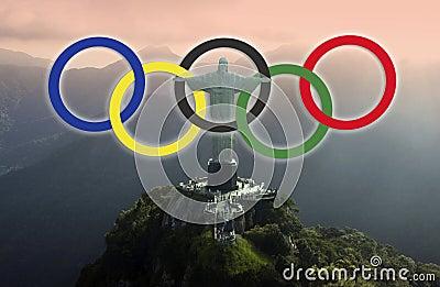 Rio de Janeiro - 2016 Olympic Games Editorial Photo