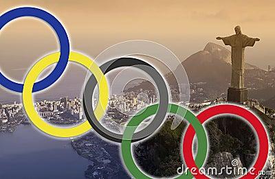 Rio de Janeiro - Olympic Games 2016 Editorial Image