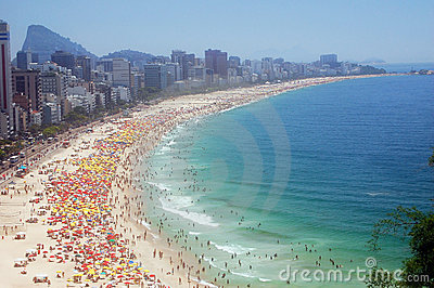 Rio de Janeiro Seashore