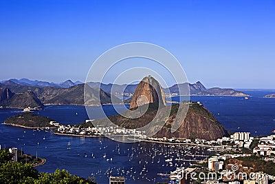 Rio de janeiro sugarloaf brasil