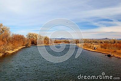 Rio Gramde River NM