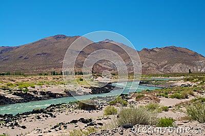 Rio Grande, Neuquen, Argentina