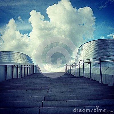 Rio Tinto Alcan Planetarium Editorial Stock Image