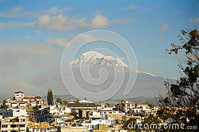 cities riobamba ecuador