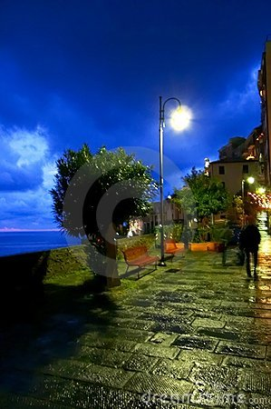Free Riomaggiore Royalty Free Stock Photography - 5716807