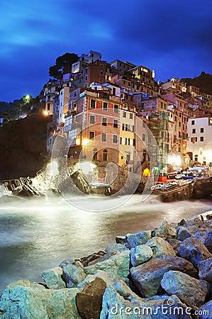 Free Riomaggiore Italy,Europe Royalty Free Stock Photo - 23539295