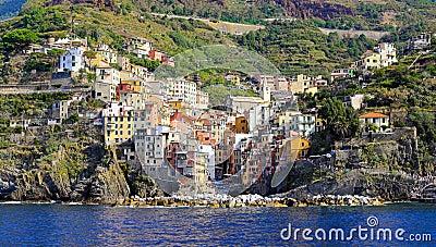 Riomaggiore town