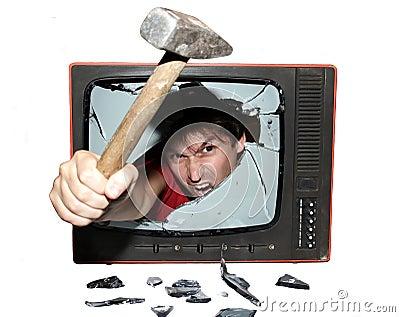 Riot tv