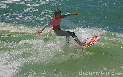 Rip Curl Gromsearch Sub 12 Klaus Eyre Editorial Stock Image