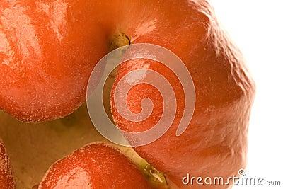 Ripe apple guava