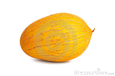 how to tell if a yellow melon is ripe