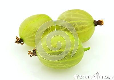 Ripe gooseberry