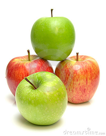 Free Ripe Juicy Apples 3 Stock Photography - 5575082
