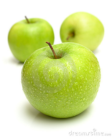 Free Ripe Juicy Apples Royalty Free Stock Photos - 4742588
