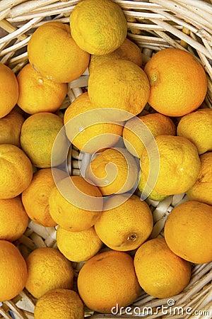 Ripe limes
