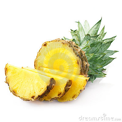 Free Ripe Pineapple Royalty Free Stock Images - 18944479