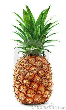 Free Ripe Pineapple Royalty Free Stock Image - 2646596