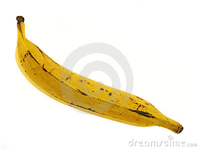 Ripe Plantain banana