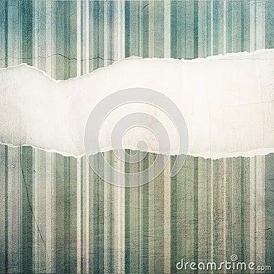 Riped stripe paper
