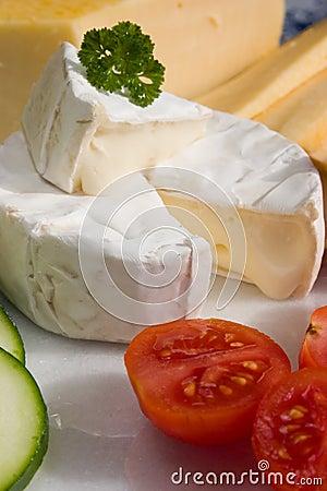 Ripened cheese