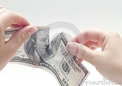 Ripping dollar