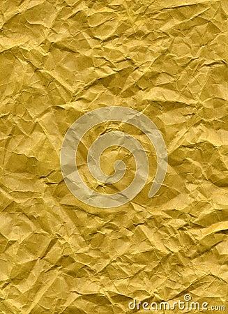 Rippled paper