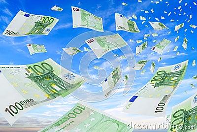 Rise euros.