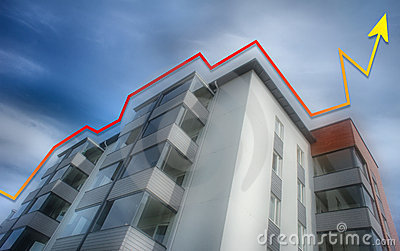 Rising apartment prices