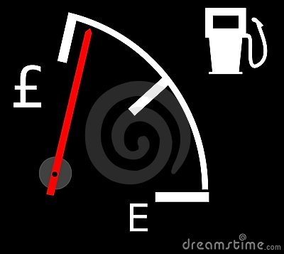 Rising Fuel and Gas Cost (Pounds)