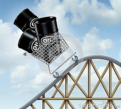 Free Rising Oil Prices Stock Photo - 31490160