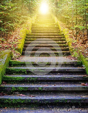 Free Rising To The Top . Door To Heaven Royalty Free Stock Photography - 113860557