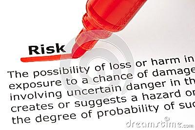 Risk Definition