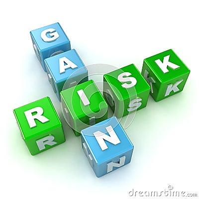 Risk / Gain Crossword