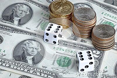 Risk in money investing